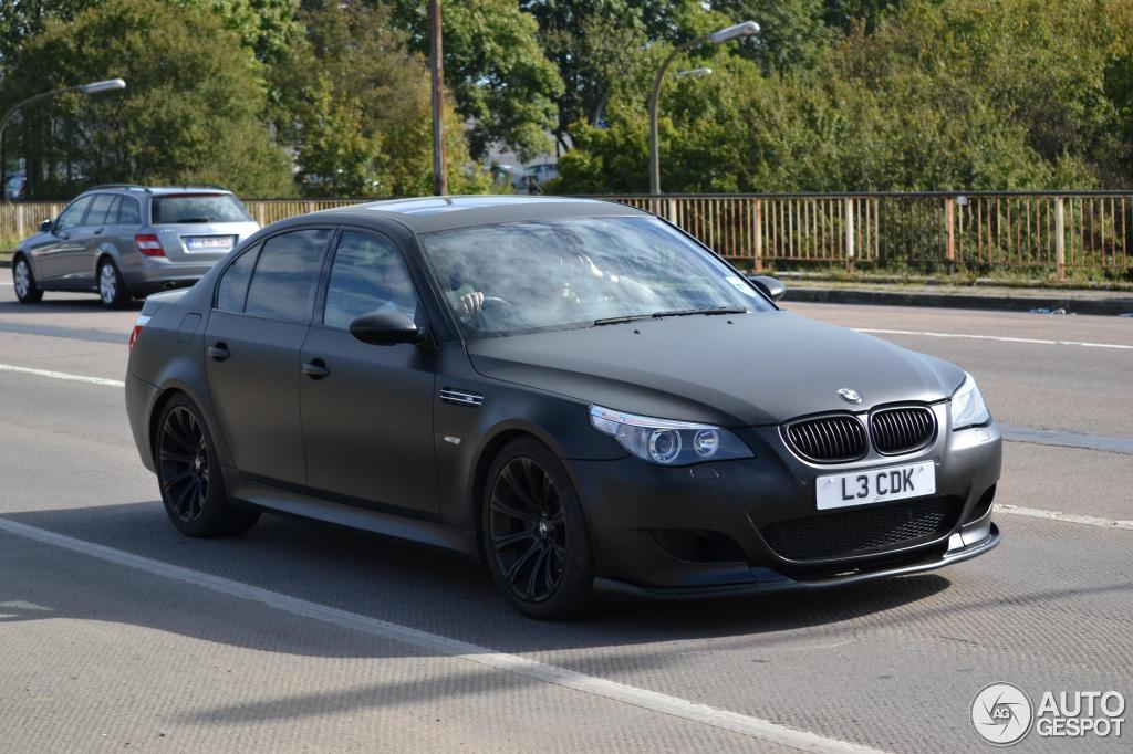 BMW M5 E60 2005 - 3 October 2012 - Autogespot