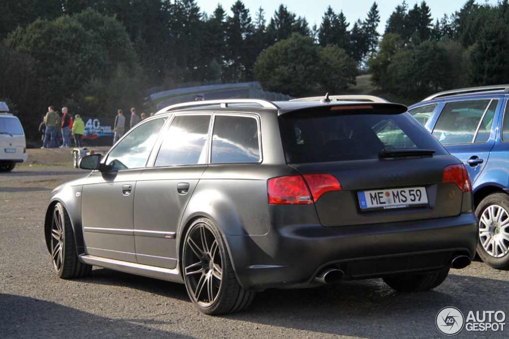 Audi rs4 wagon price