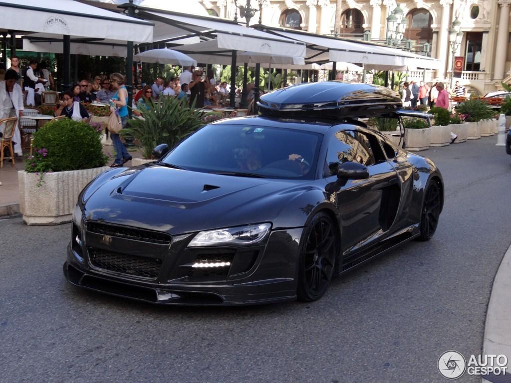 Audi R8 Ppi Razor Gtr 6 October 2012 Autogespot