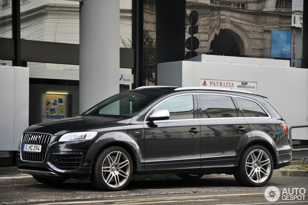 audi q7 v12 tdi 11 octobre 2012 autogespot. Black Bedroom Furniture Sets. Home Design Ideas