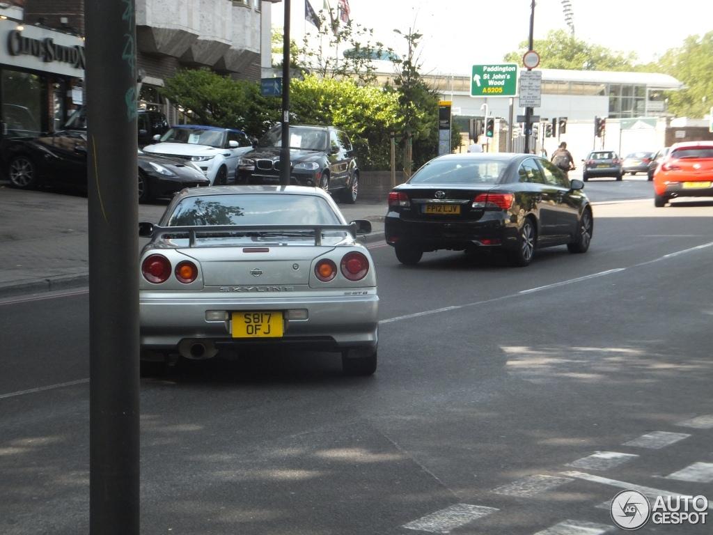 Nissan Skyline R34 19 Octubre 2012 Autogespot