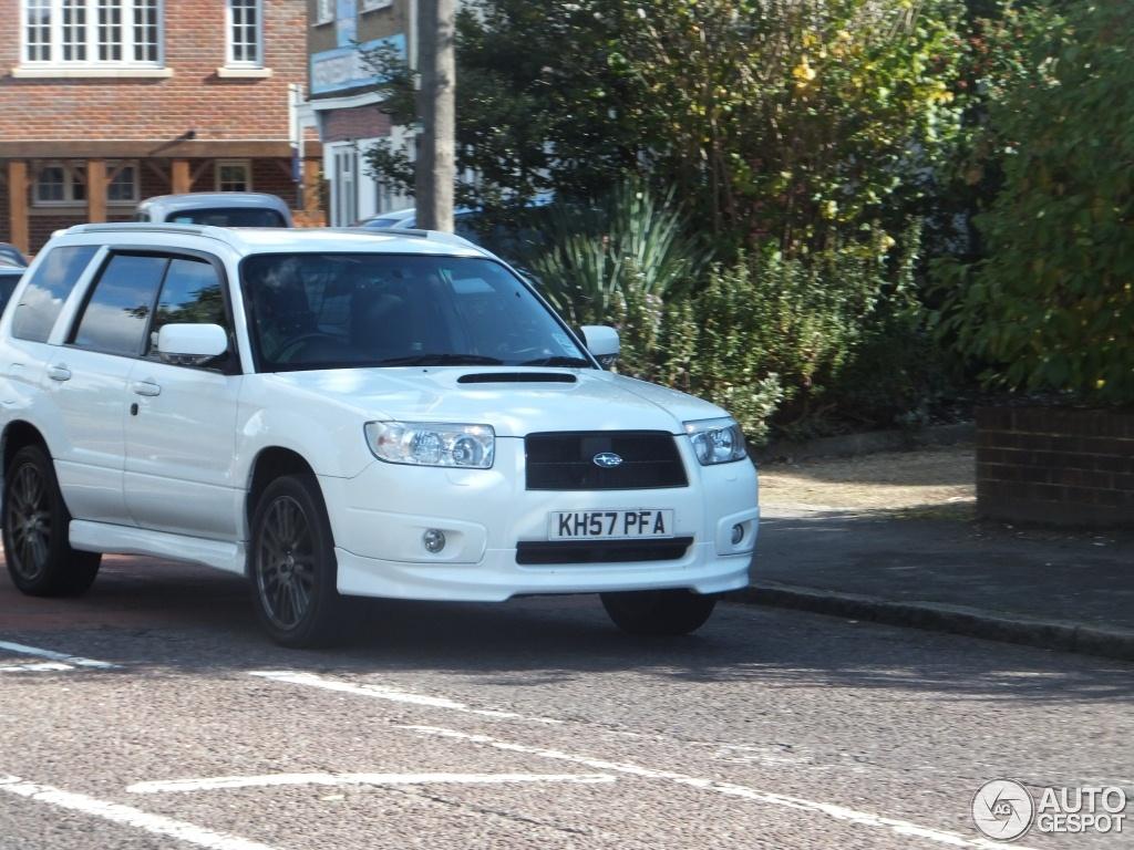 Subaru Forester STi - 19 October 2012 - Autogespot