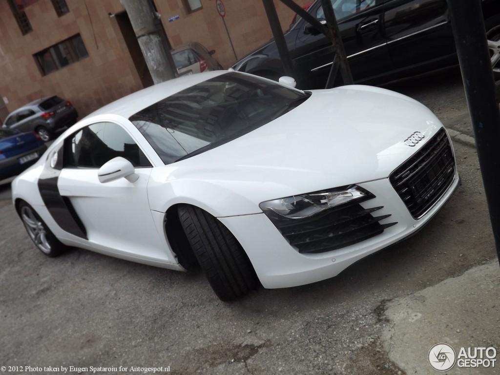 Audi R8 20 October 2012 Autogespot