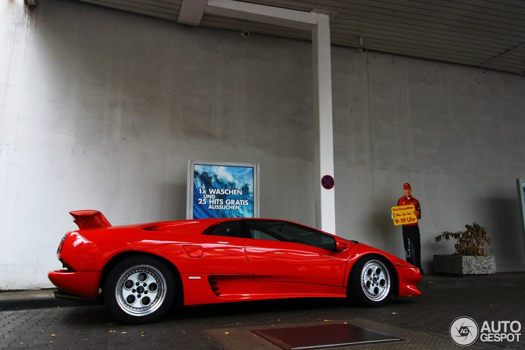 Lamborghini Diablo 20 Oktober 2012 Autogespot