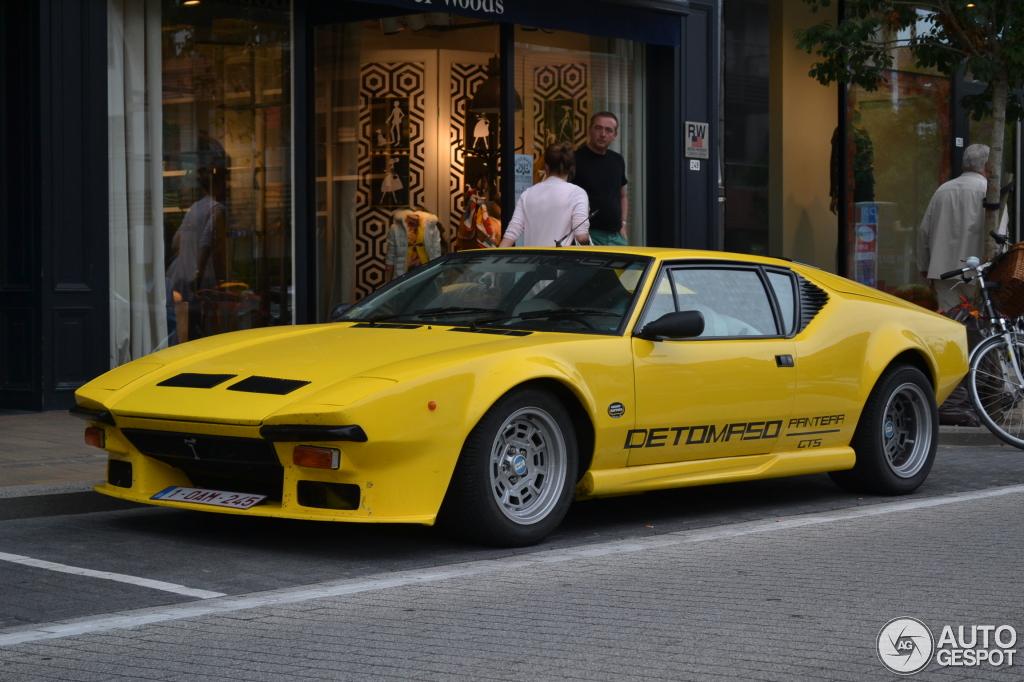 De Tomaso Pantera Performance >> De Tomaso Pantera Gts 25 Uainai 2012 Autogespot