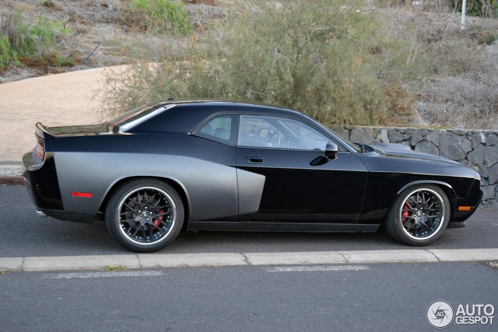 Dodge Challenger Srt 8 25 October 2012 Autogespot