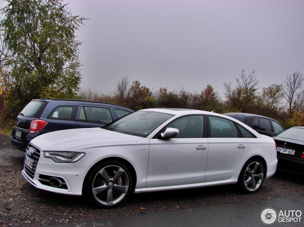 Audi S6 Sedan C7 29 October 2012 Autogespot
