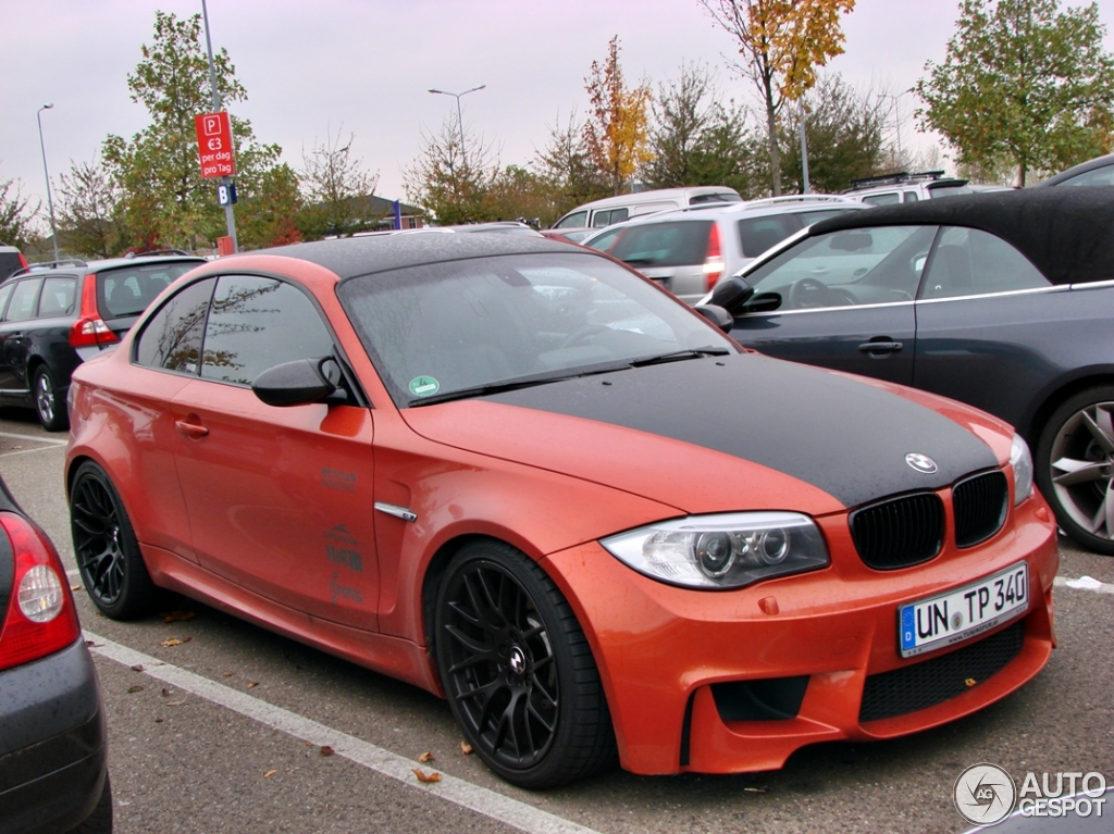 bmw 1 series m coup tuning pur 29 october 2012 autogespot. Black Bedroom Furniture Sets. Home Design Ideas