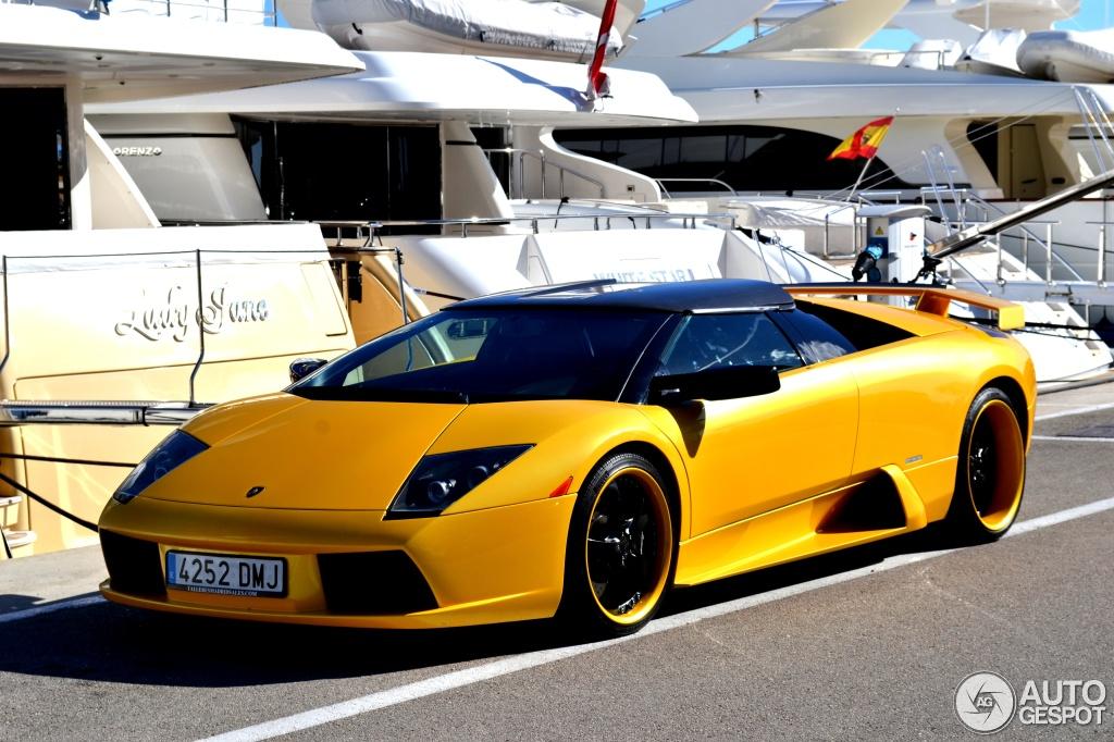 Lamborghini Murcielago Roadster 29 October 2012 Autogespot