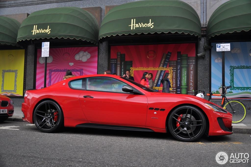 Maserati Granturismo S Novitec Tridente 29 October 2012