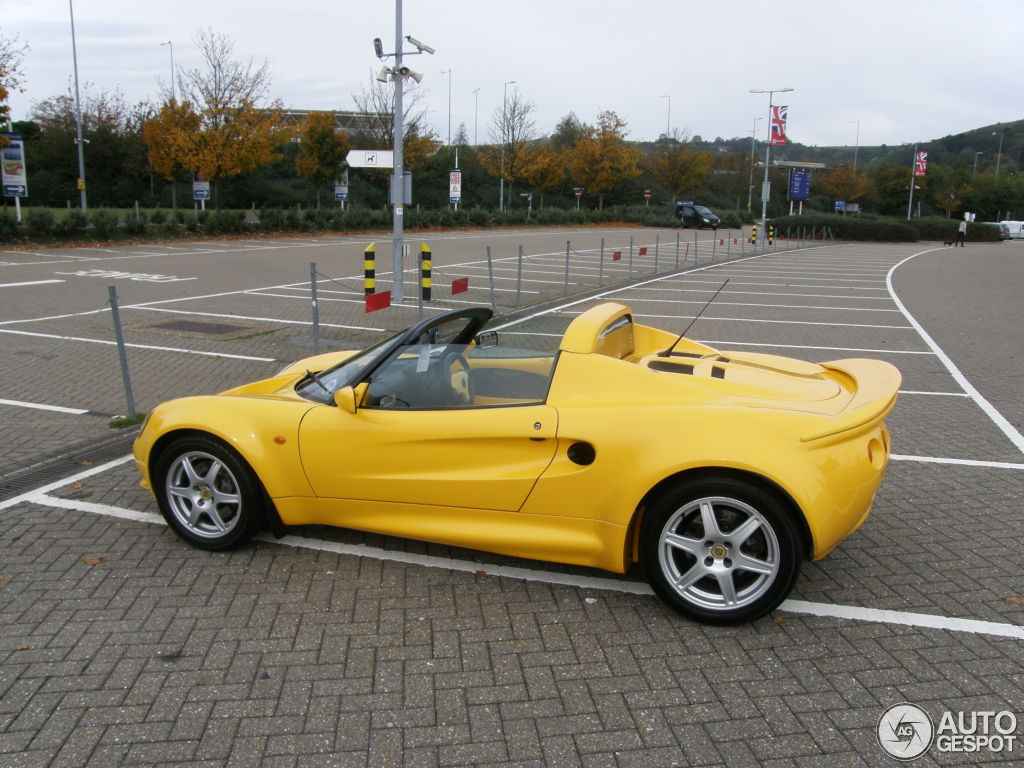 lotus elise s1 111s 30 october 2012 autogespot. Black Bedroom Furniture Sets. Home Design Ideas