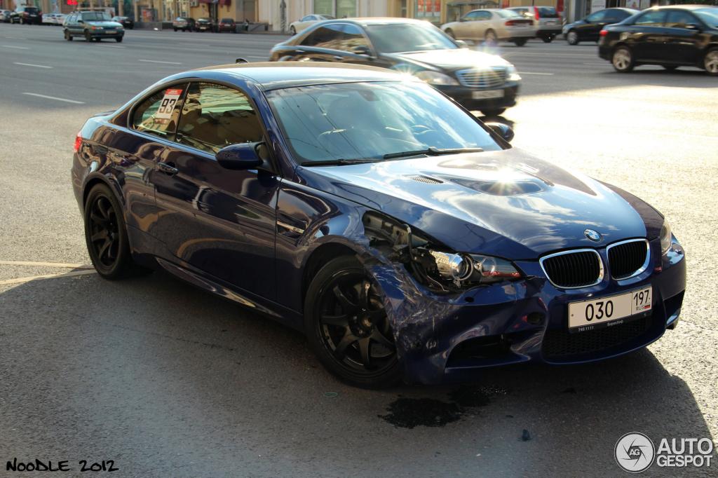 Bmw M3 E92 Coupe 30 October 2012 Autogespot