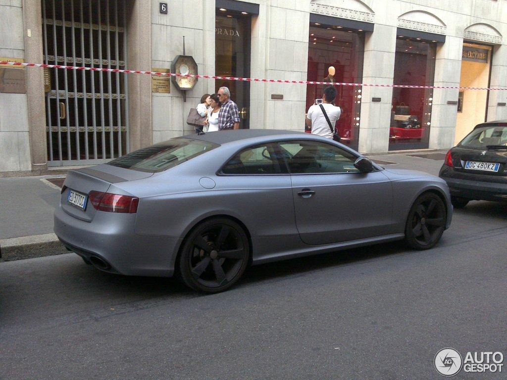 Audi Rs5 B8 31 October 2012 Autogespot