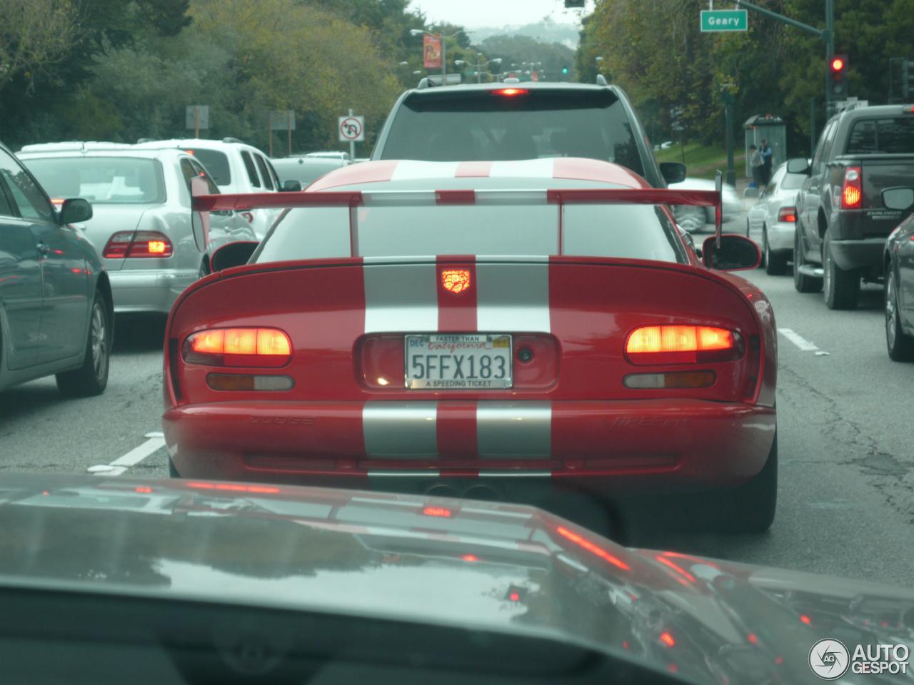 Dodge Viper GTS - 1 November 2012 - Autogespot