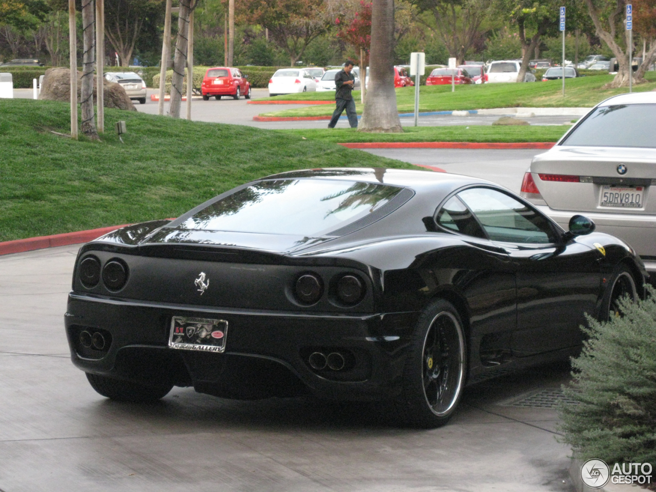 ferrari 360 modena 1 november 2012 autogespot. Black Bedroom Furniture Sets. Home Design Ideas