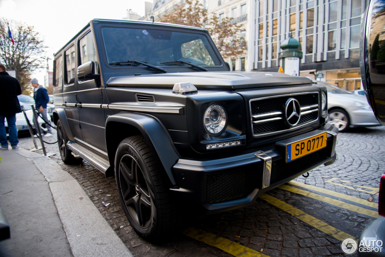 Mercedes-Benz G 63 AMG 2012 - 3        2012 - Autogespot