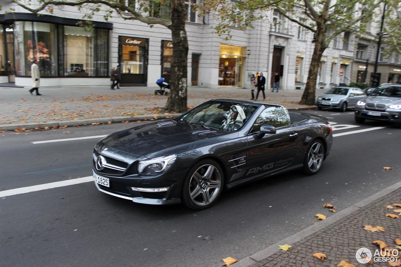 Mercedes benz sl 63 amg r231 3 november 2012 autogespot for Mercedes benz sl 63 amg