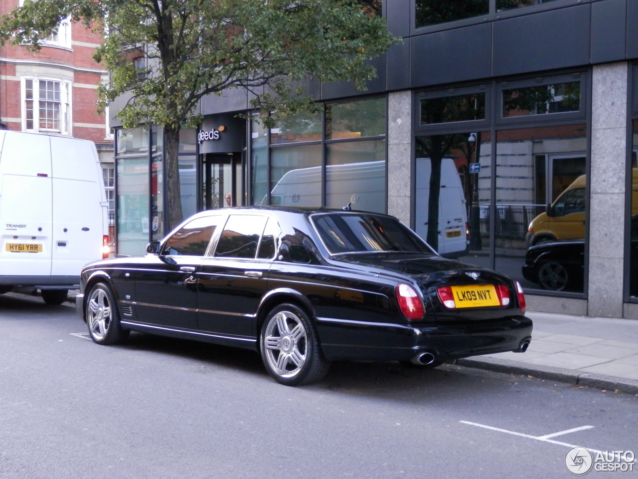 Bentley arnage t 4 november 2012 autogespot 2 i bentley arnage t 2 vanachro Choice Image