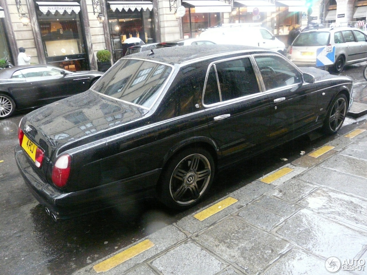 Bentley arnage t final series 4 november 2012 autogespot 3 i bentley arnage t final series 3 vanachro Image collections