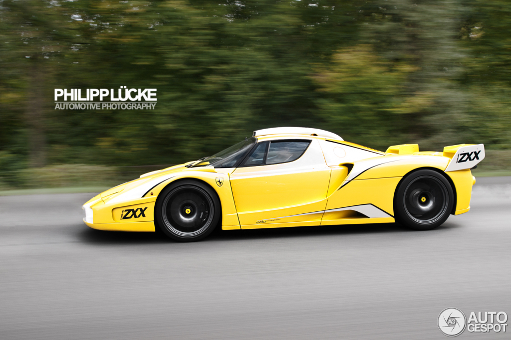 Ferrari Enzo ZXX by Edo Competition - 4 November 2012 - Auspot