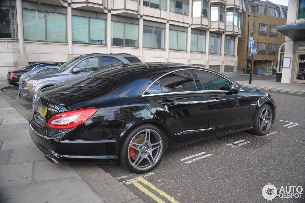 Mercedes Benz Cls 63 Amg C218 4 November 2012 Autogespot