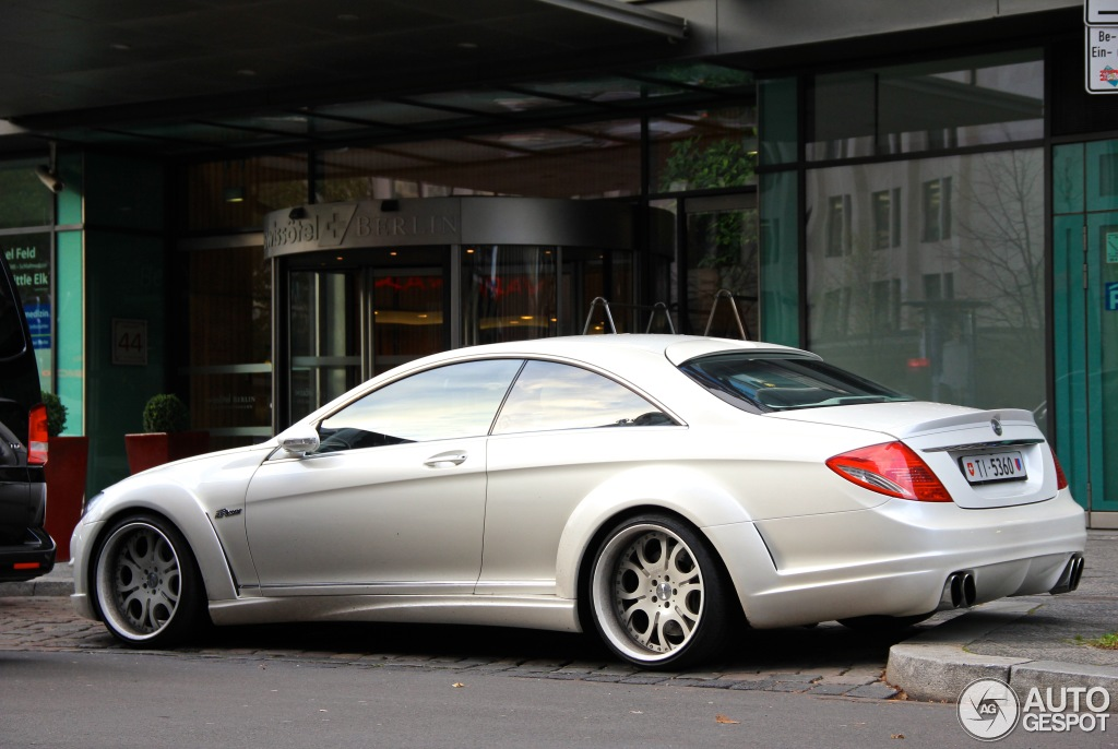mercedes benz fab design cl 65 amg c216 4 november 2012 autogespot. Black Bedroom Furniture Sets. Home Design Ideas