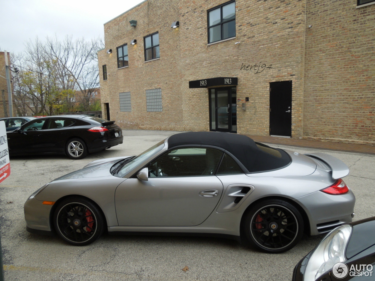 porsche 997 turbo cabriolet mkii 5 november 2012 autogespot. Black Bedroom Furniture Sets. Home Design Ideas