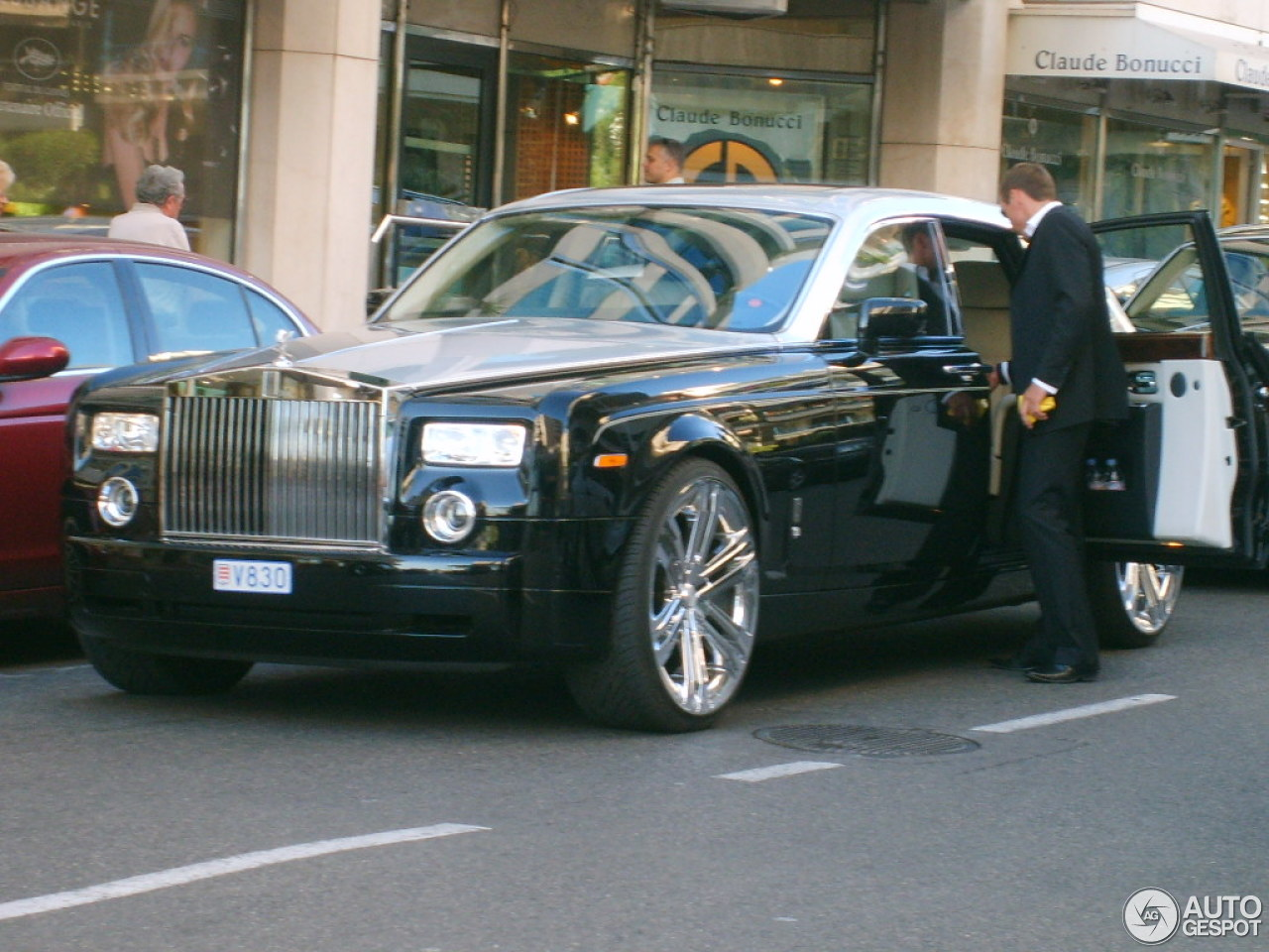 rolls royce phantom 5 novembre 2012 autogespot. Black Bedroom Furniture Sets. Home Design Ideas