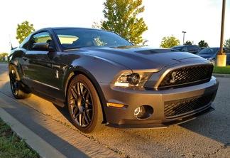 Mustang Car Show Overland Park Ks