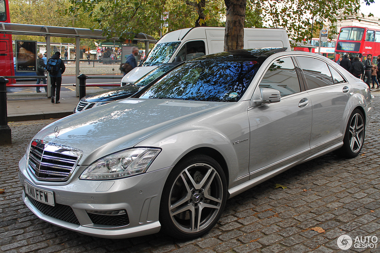 Mercedes benz s 65 amg v221 2010 6 november 2012 for Mercedes benz c amg 2010