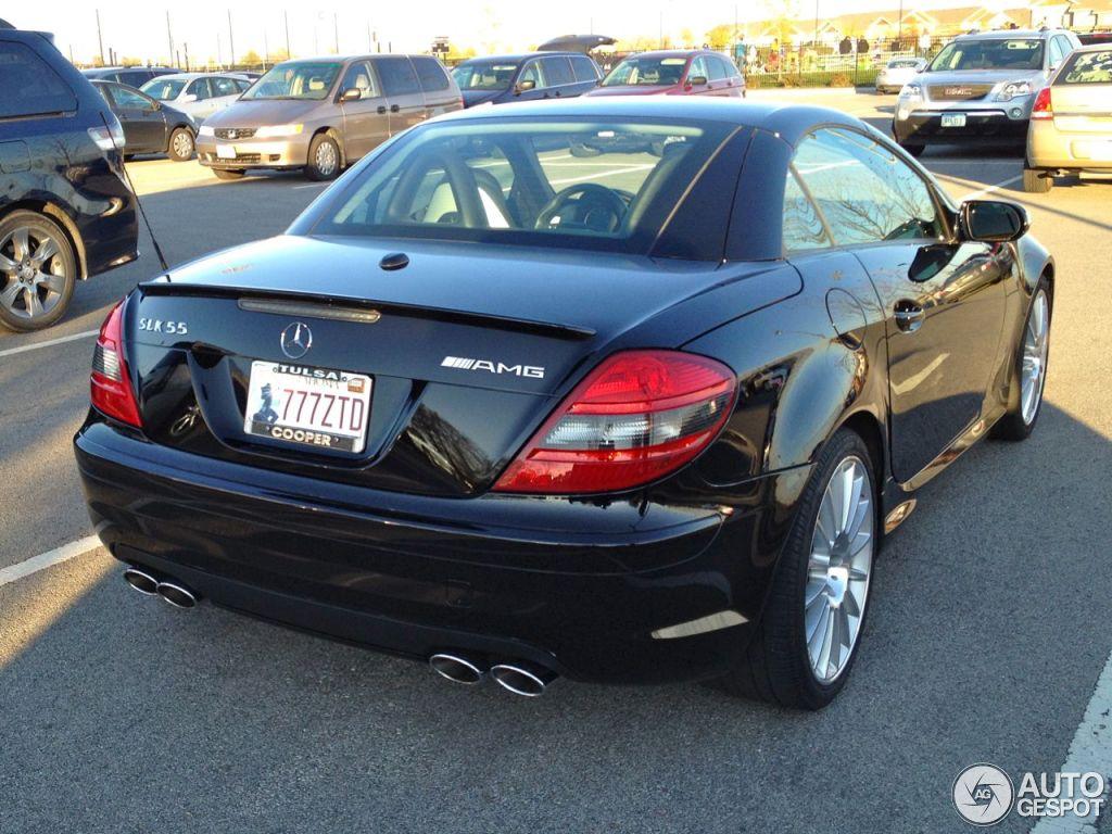 Mercedes benz slk 55 amg r171 6 november 2012 autogespot for 2012 mercedes benz slk