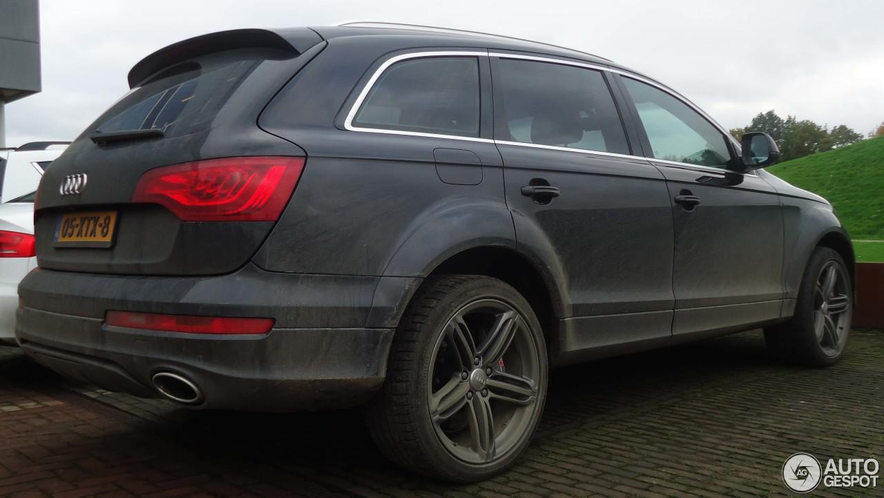 Audi Q7 V12 Tdi 7 November 2012 Autogespot