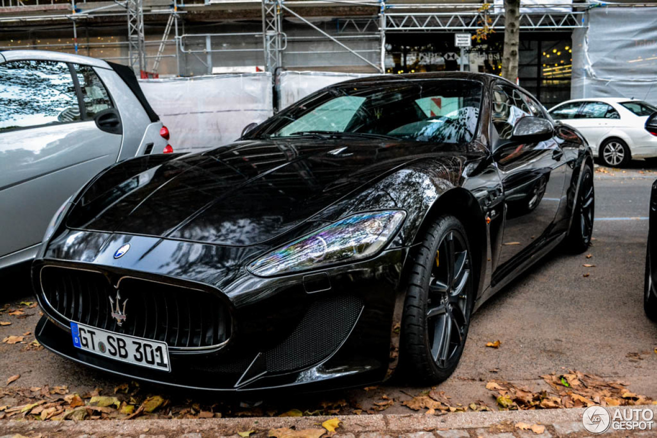 maserati granturismo mc stradale 7 november 2012 autogespot. Black Bedroom Furniture Sets. Home Design Ideas