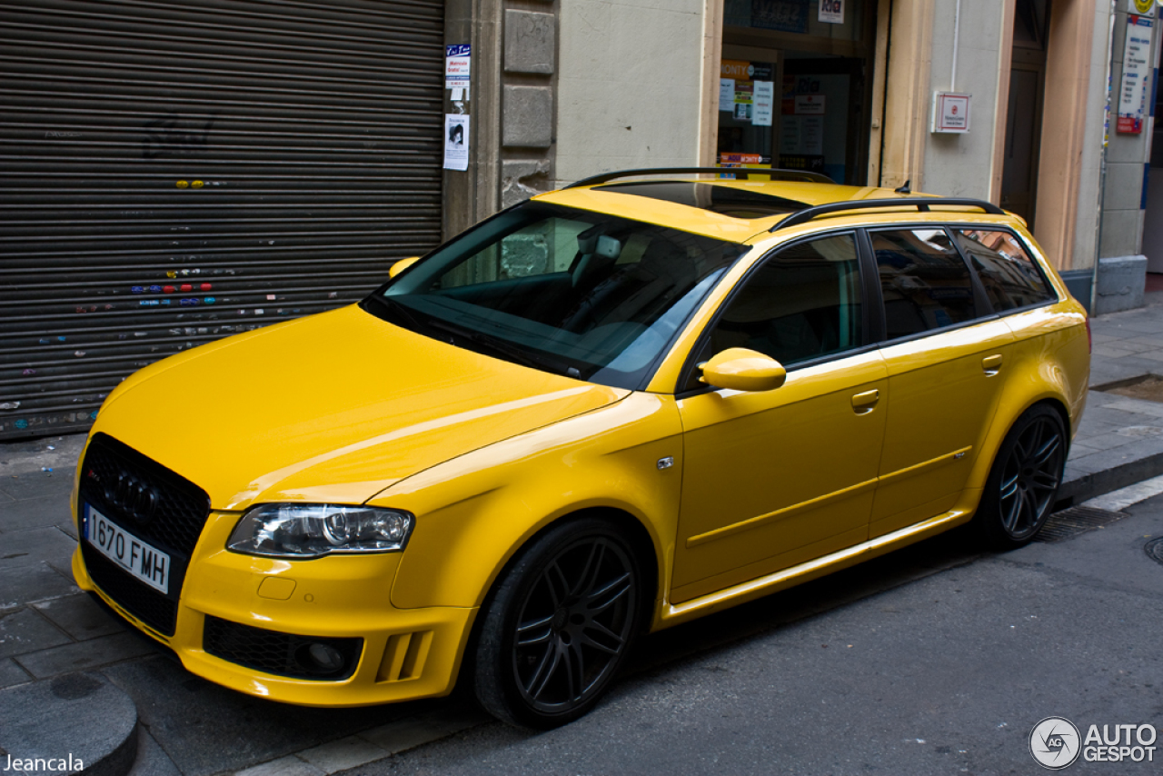 audi rs4 avant b7 9 november 2012 autogespot. Black Bedroom Furniture Sets. Home Design Ideas