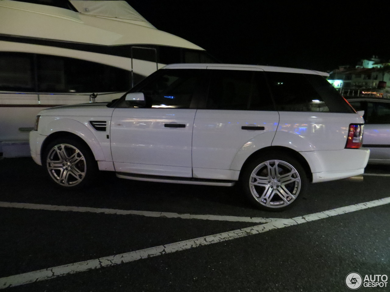 Land Rover Range Rover Sport Supercharged Project Kahn
