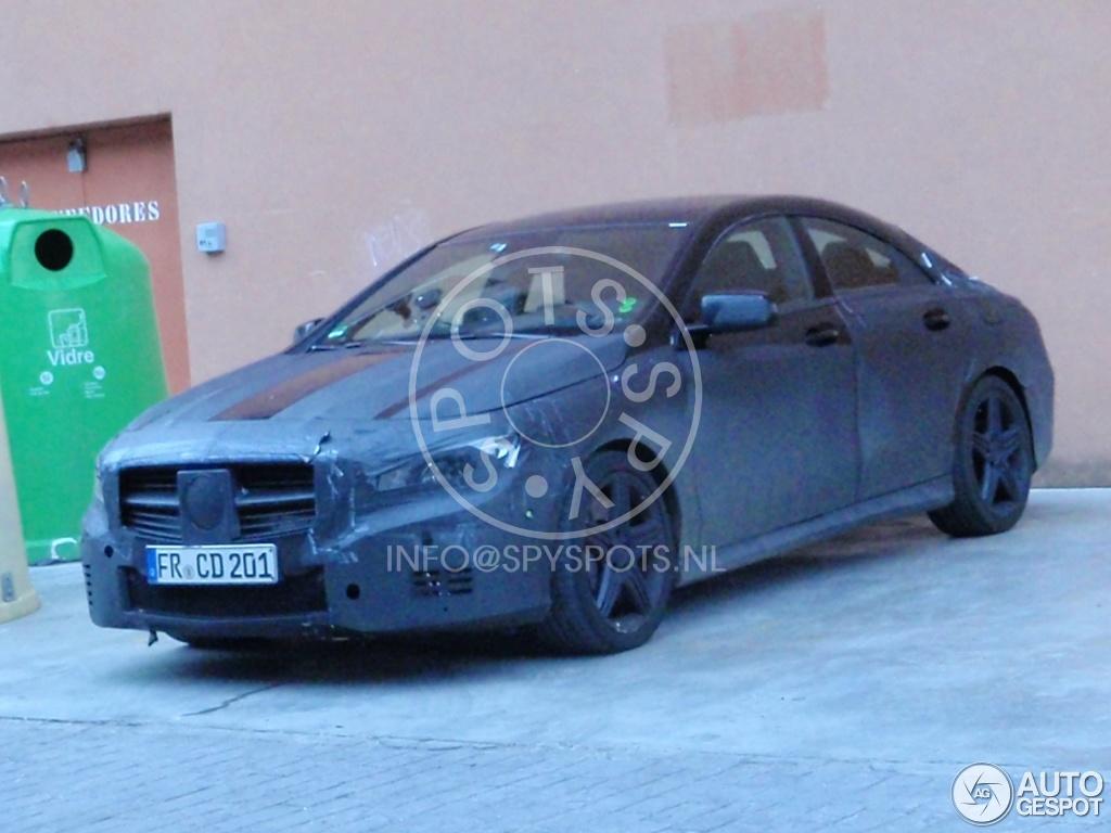 Mercedes benz cla klasse c117 10 november 2012 autogespot for Mercedes benz cla 2012