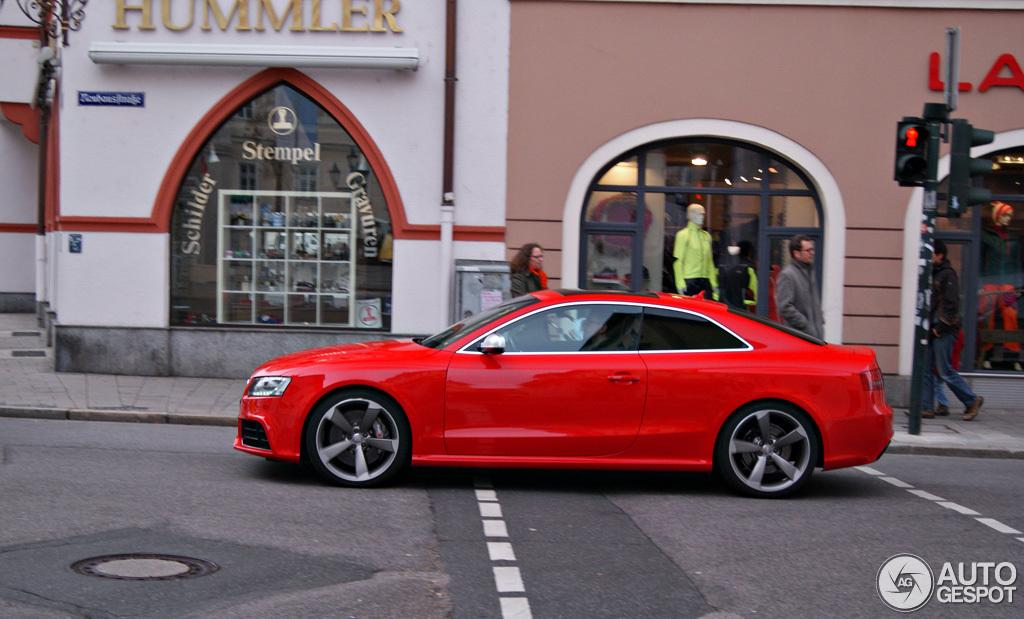 Audi Rs5 B8 11 November 2012 Autogespot