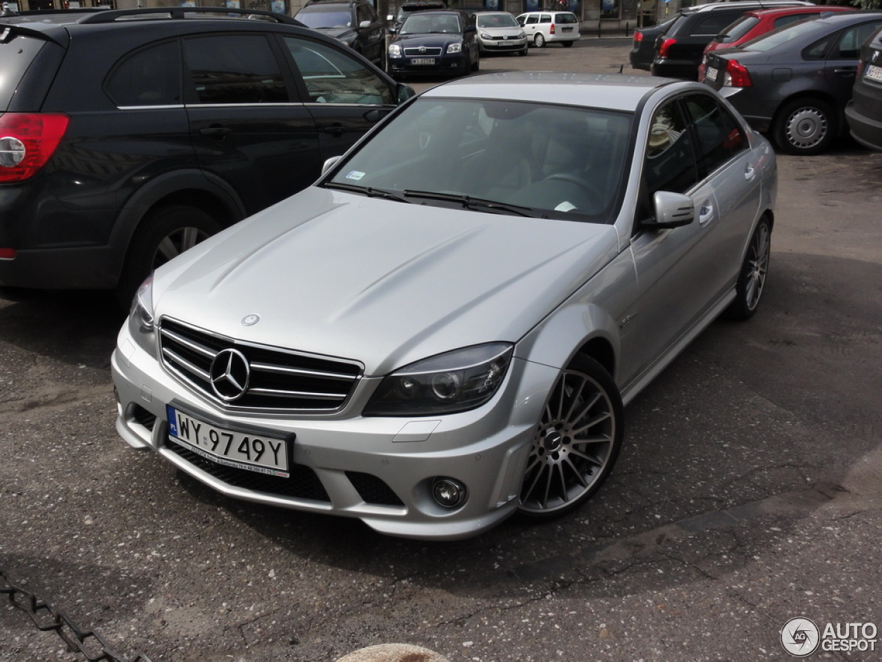 mercedes benz c 63 amg w204 11 november 2012 autogespot. Black Bedroom Furniture Sets. Home Design Ideas