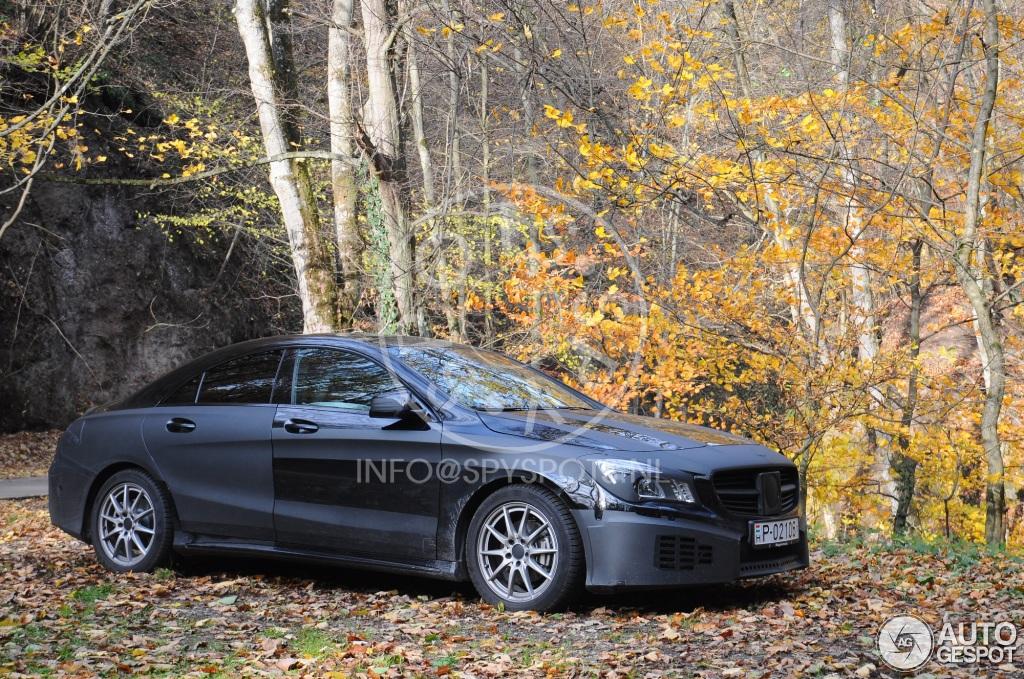 Mercedes benz cla klasse c117 11 november 2012 autogespot for Mercedes benz cla 2012