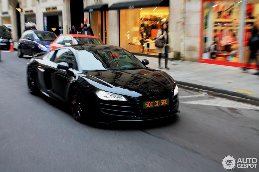 Populaire Audi R8 V10 - 12 November 2012 - Autogespot GE08