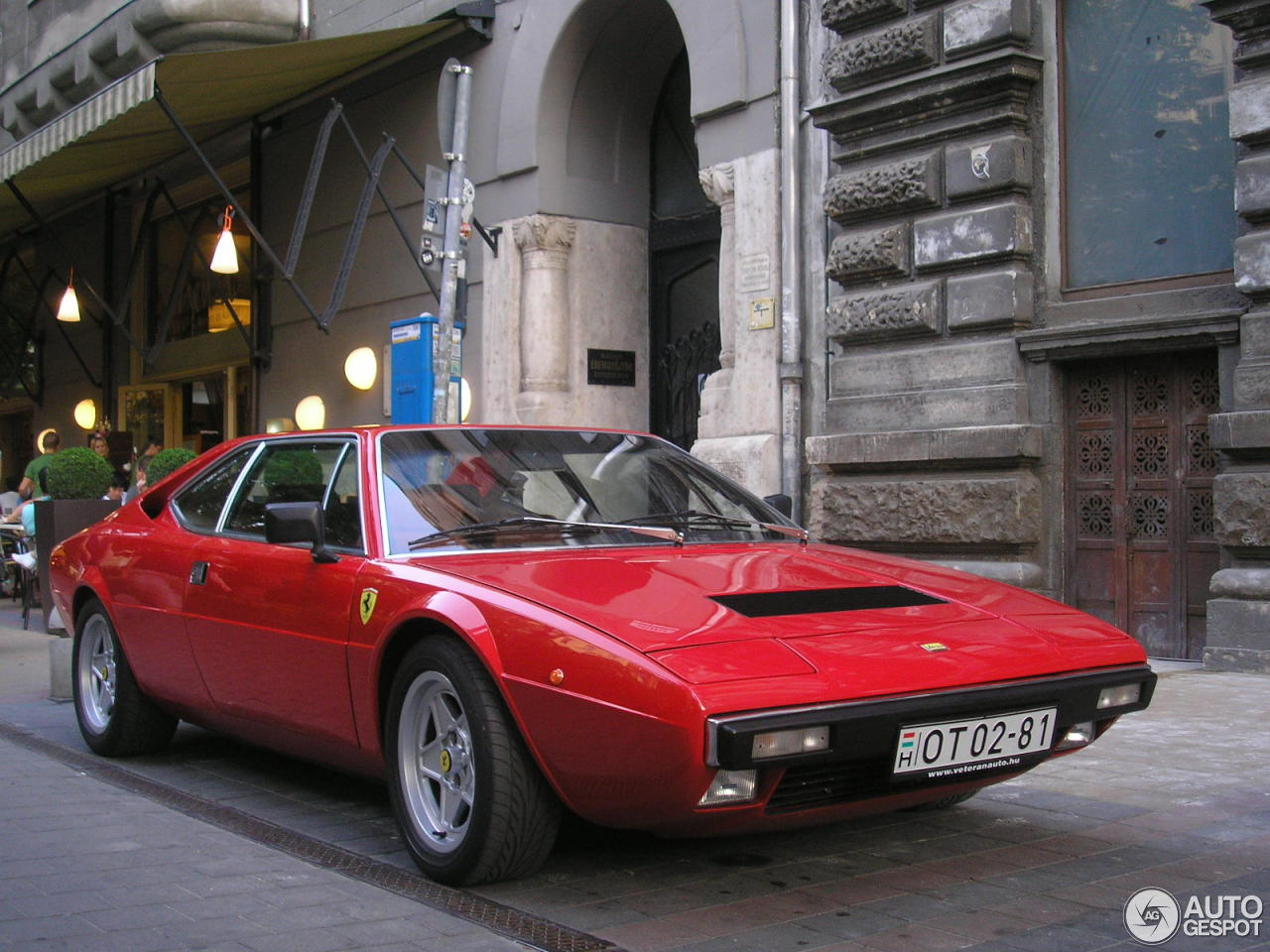 ferrari dino 308 gt4 12 november 2012 autogespot. Black Bedroom Furniture Sets. Home Design Ideas