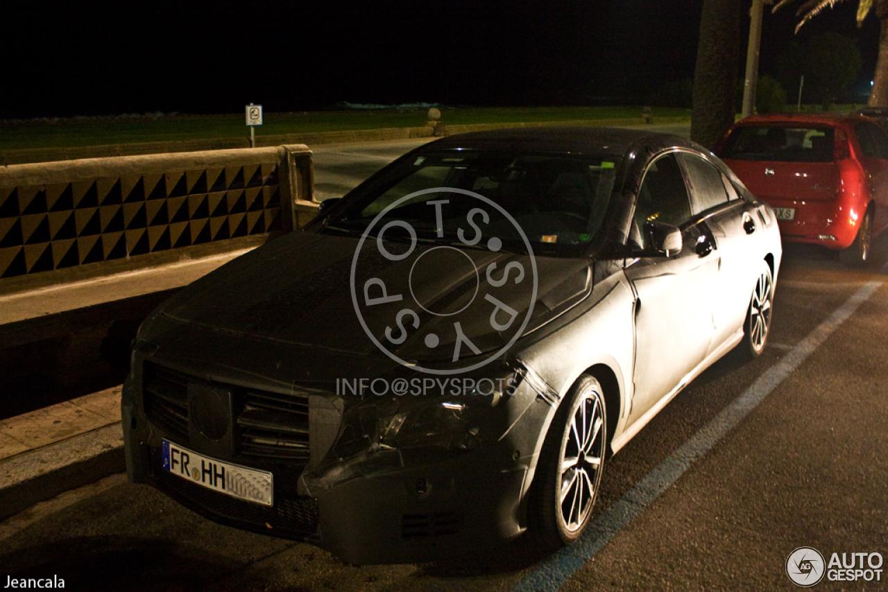 Mercedes benz cla klasse c117 12 november 2012 autogespot for Mercedes benz cla 2012