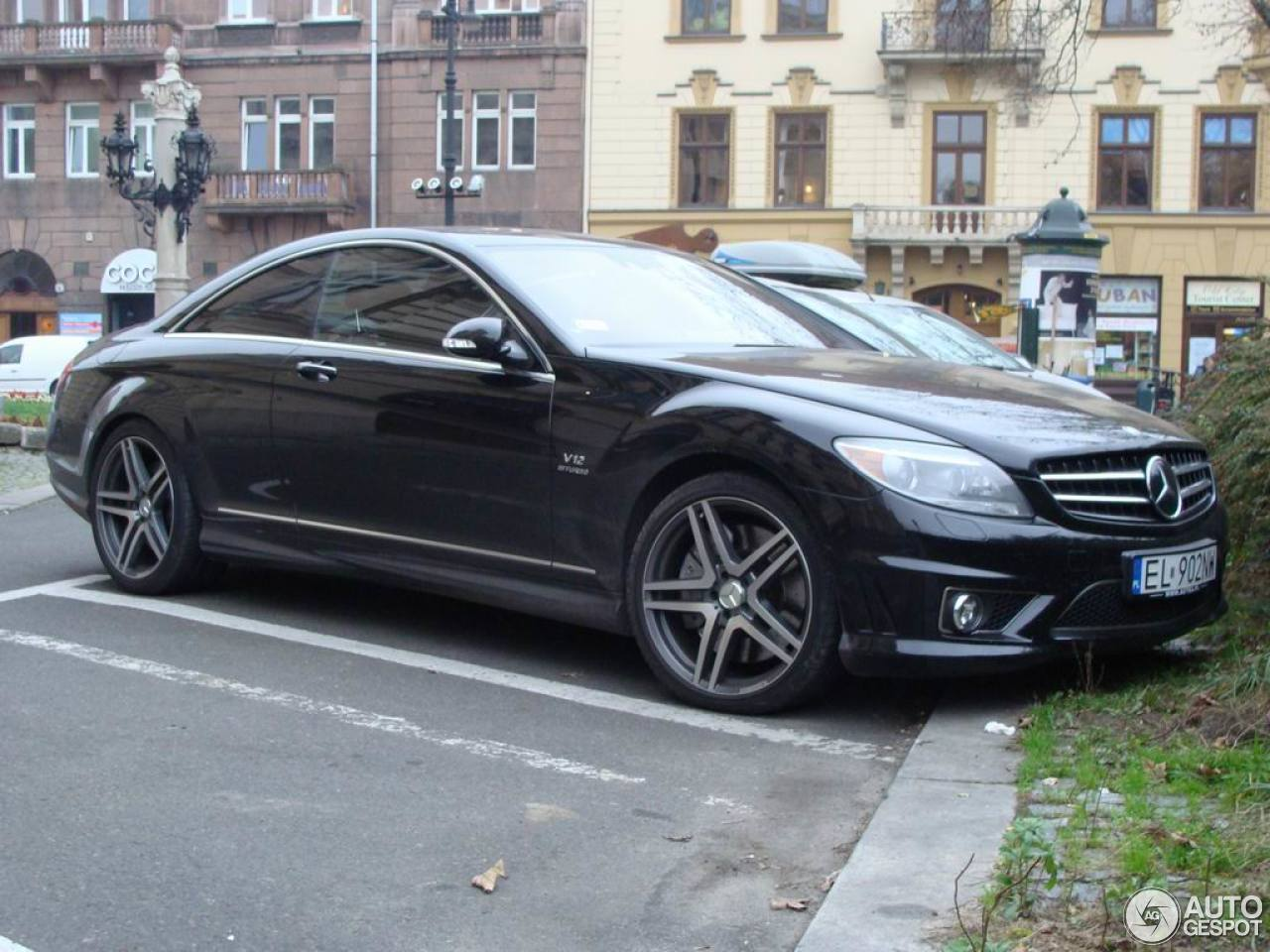 mercedes benz cl 65 amg c216 13 2012 autogespot. Black Bedroom Furniture Sets. Home Design Ideas