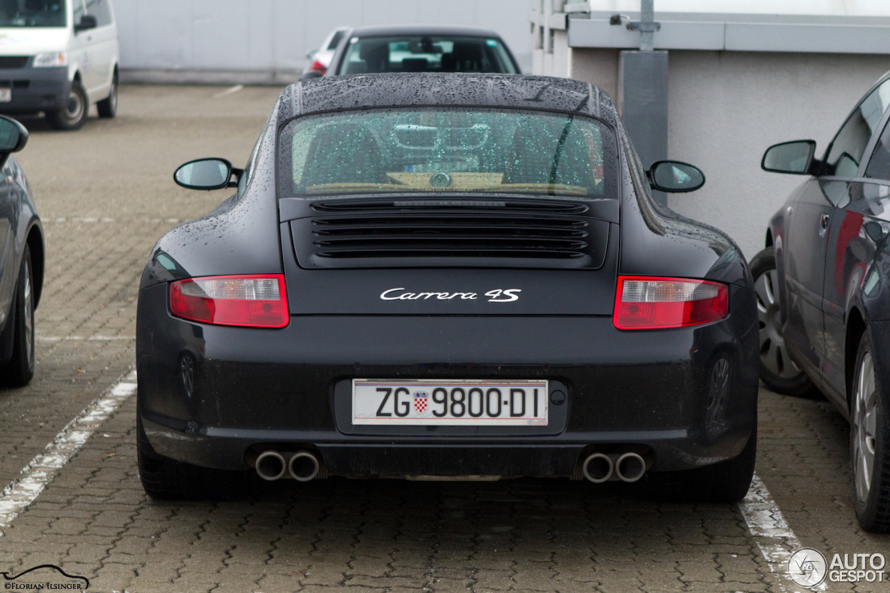 porsche 997 carrera 4s mki 13 november 2012 autogespot. Black Bedroom Furniture Sets. Home Design Ideas