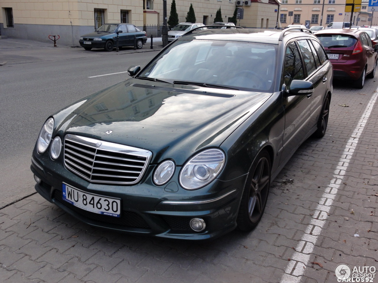mercedes benz e 63 amg combi 14 november 2012 autogespot. Black Bedroom Furniture Sets. Home Design Ideas