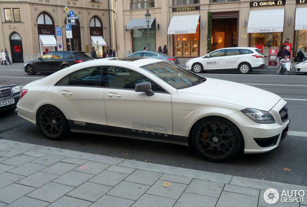 Mercedes benz cls 63 amg c218 gad motors 15 november for Amg motors mercedes benz