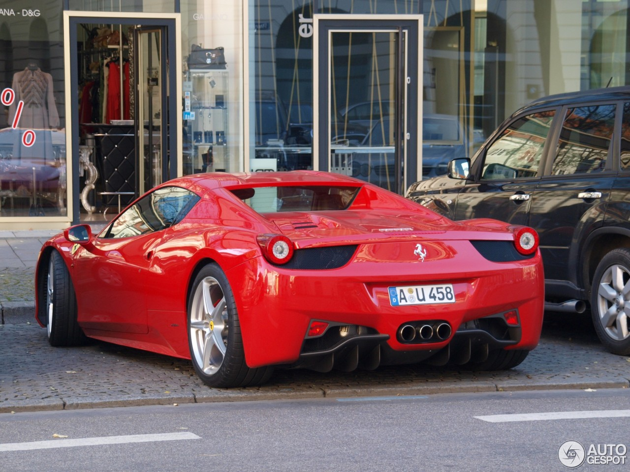 ferrari 458 spider 17 november 2012 autogespot. Black Bedroom Furniture Sets. Home Design Ideas