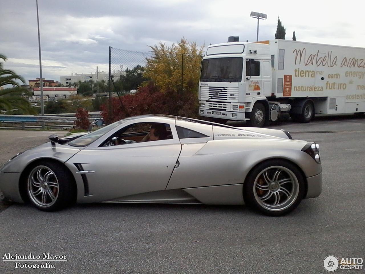 Pagani Huayra For Sale >> Pagani Huayra - 18 November 2012 - Autogespot