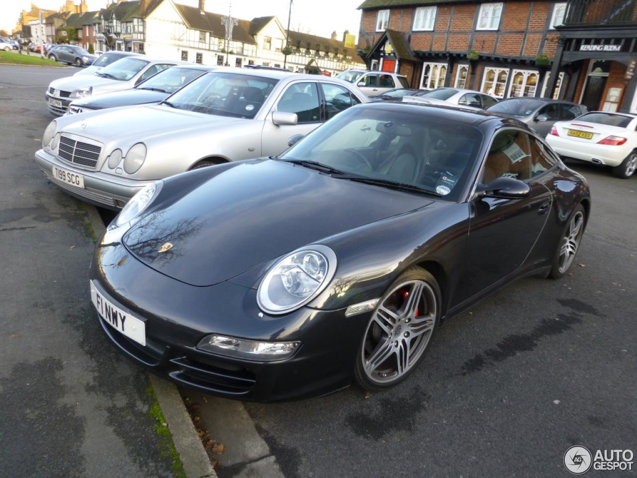Porsche 997 Targa 4s Mki 18 November 2012 Autogespot