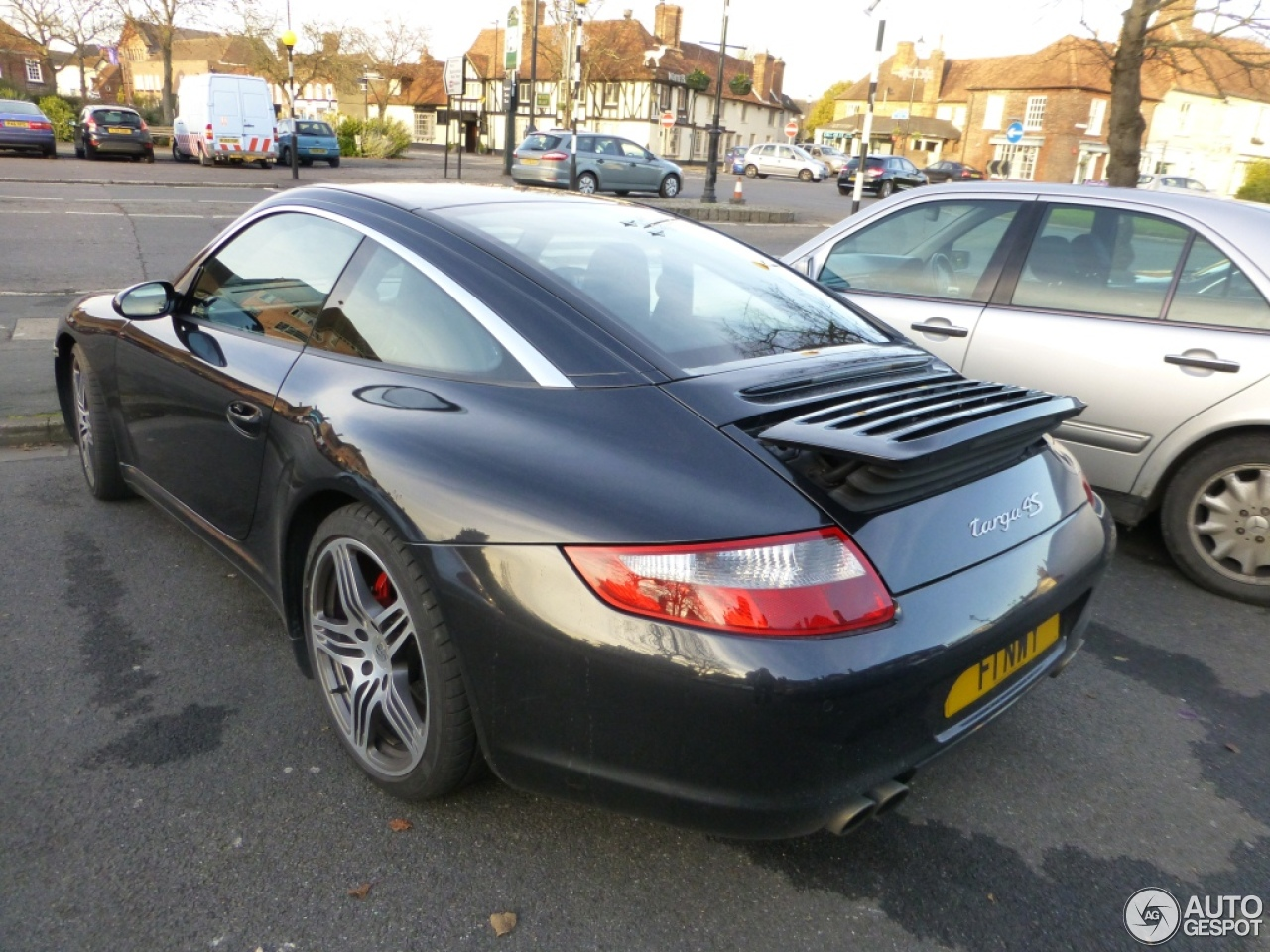 porsche 997 targa 4s mki 18 november 2012 autogespot. Black Bedroom Furniture Sets. Home Design Ideas